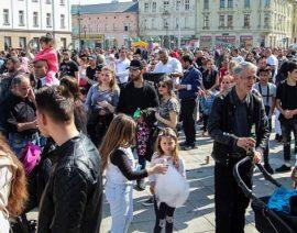 Mezinárodní den Rómů. První v historii Ostravy.
